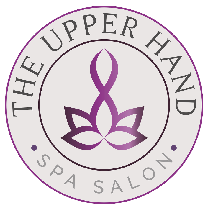 The Upperhand Spa Salon Logo