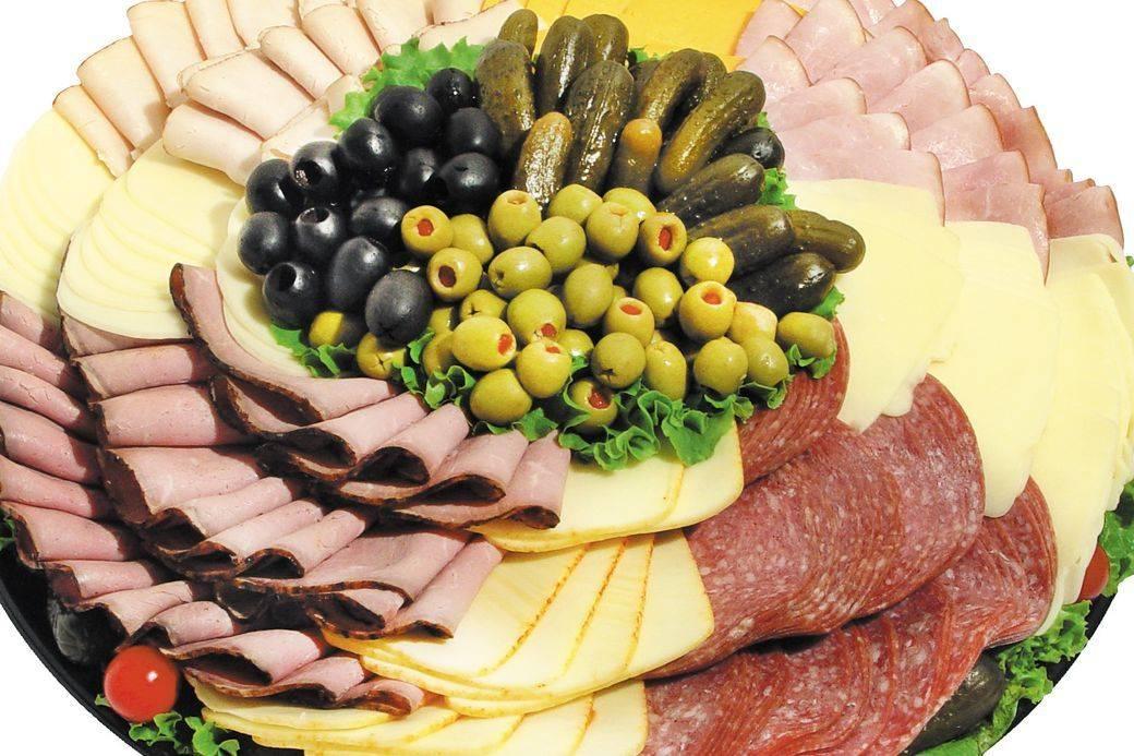 Deli Tray Platter