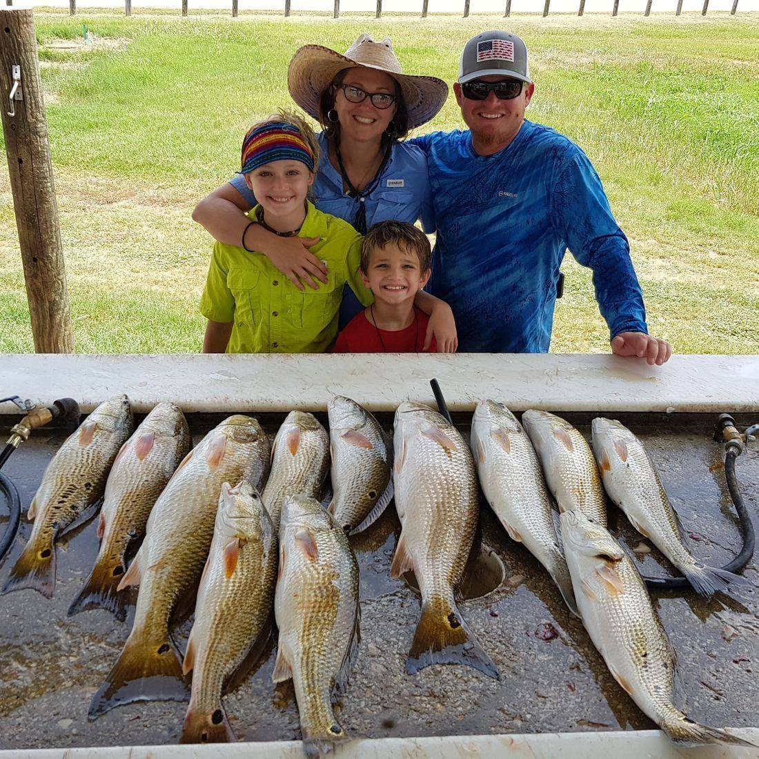 Fishing trips, guide service, charters, San Antonio, Texas