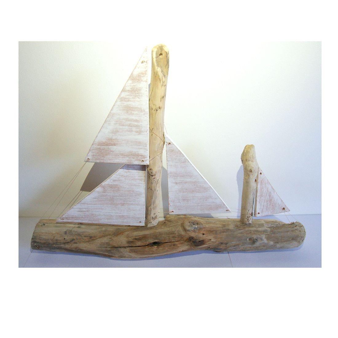 Driftwood boat 5