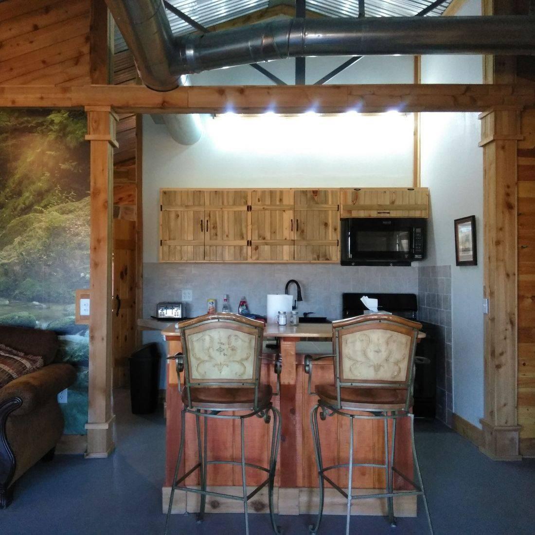 Rustic Cabin Rock House Pottsboro Lake Texoma
