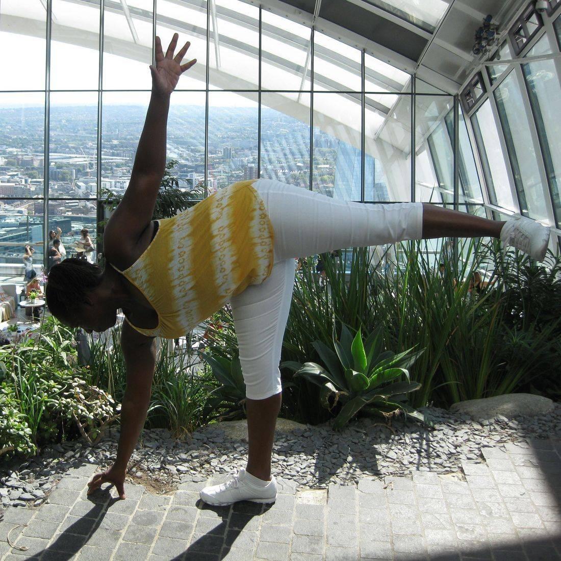 Dawn Smith Yoga Walking Group
