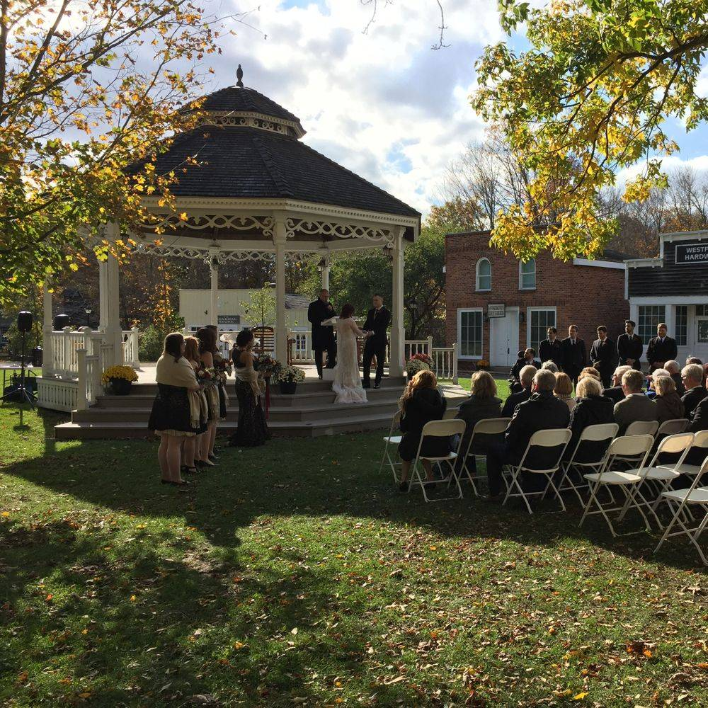 Wedding at Westfield Heritage Village