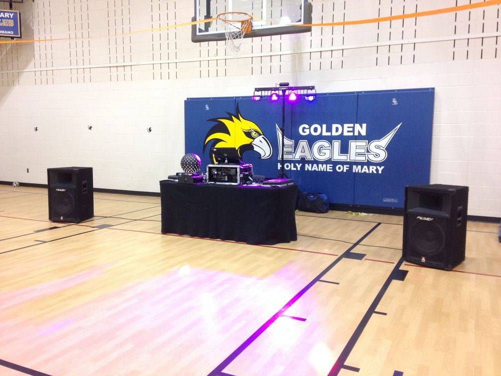 DJ For An Elementary School Dance