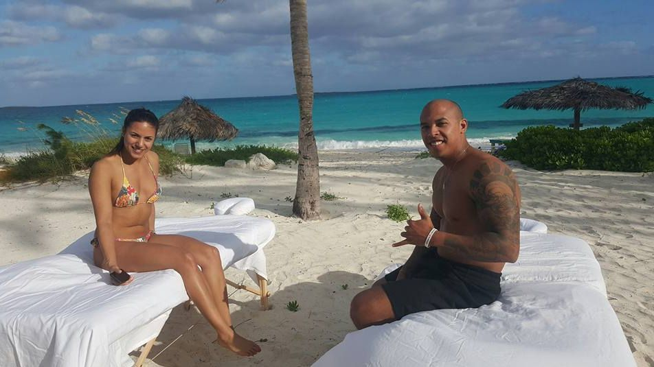 Couples Beach Massage Only Available Upon Request!!!