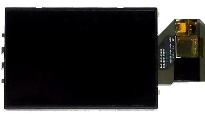 DMC-TZ100 LCD