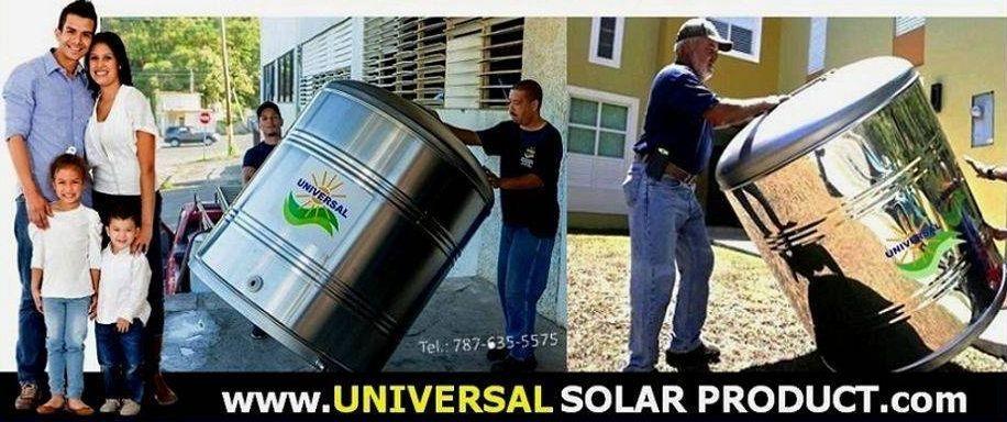 Cisternas Universal | Bono $300