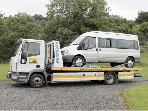 Minibus Breakdown Recovery
