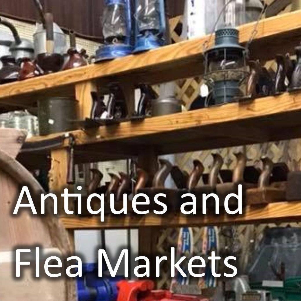 Antiques Flea Markets Second Hand