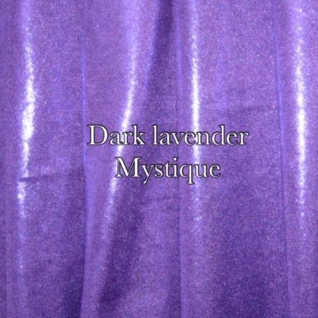 Dark lavender mist