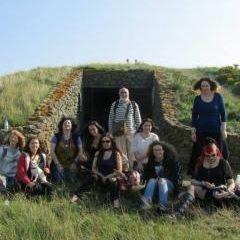 Earthmoves Bryn Celli Ddu Wales Neolithic sacred tour