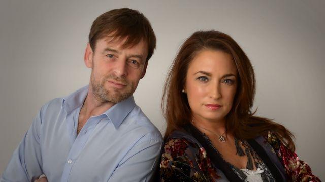 Mediums Paul Brereton & Louisa Marie Sullivan CSNU