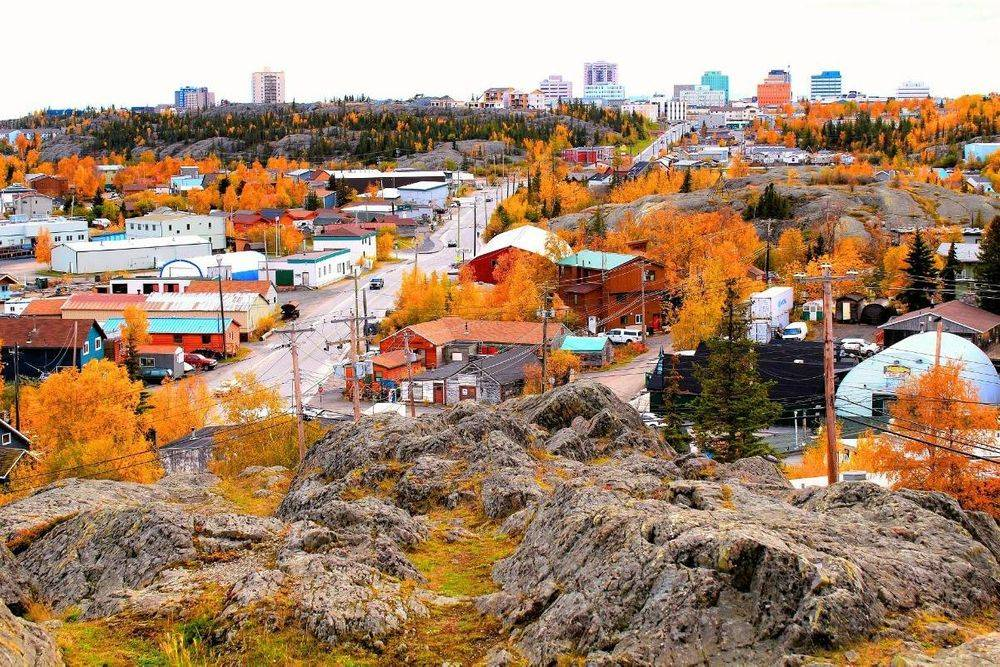 Yellowknife city tour