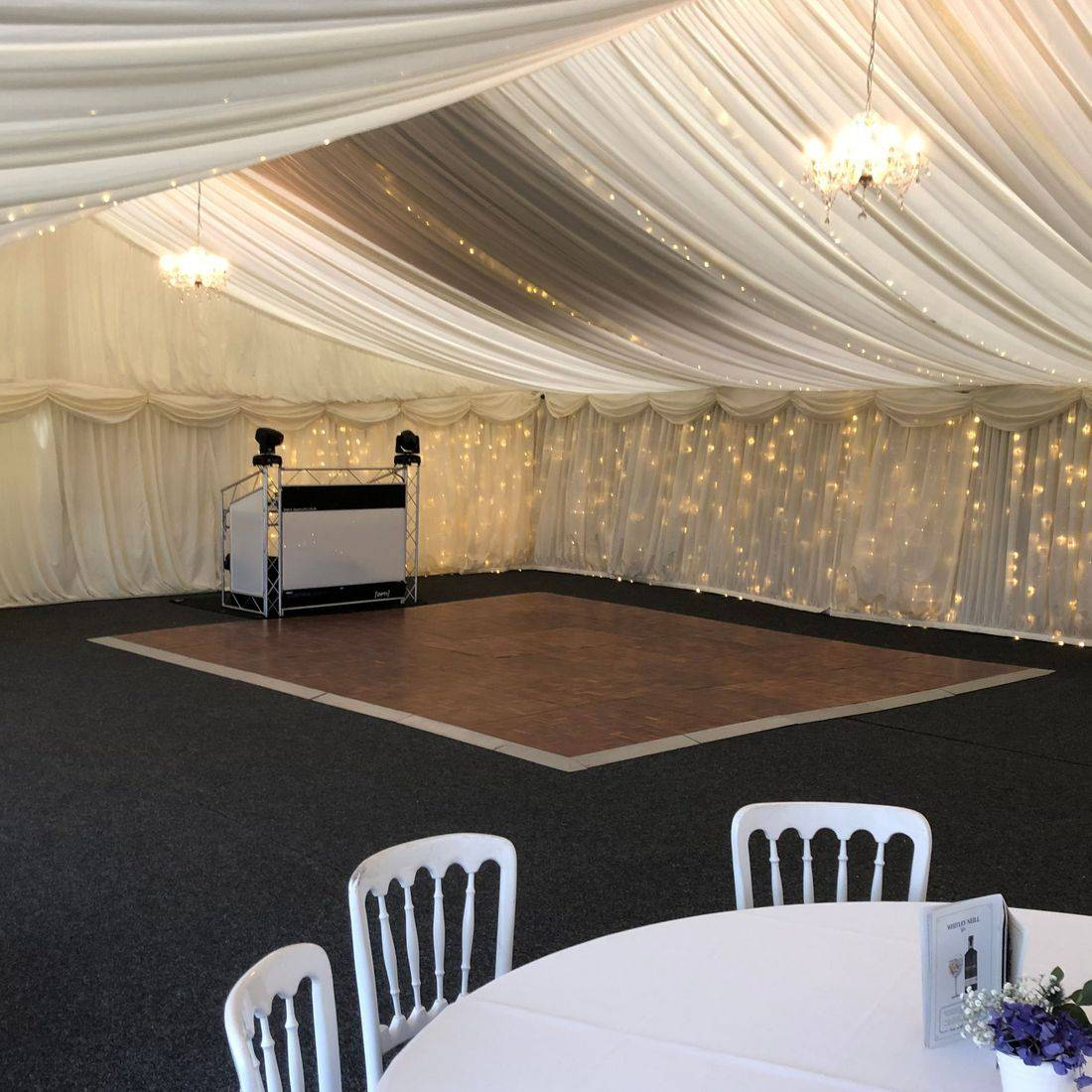 Bordesley Park Wedding Venue DJ Ollie Clarke