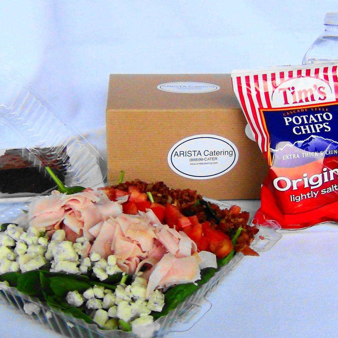 Chef salad box lunch