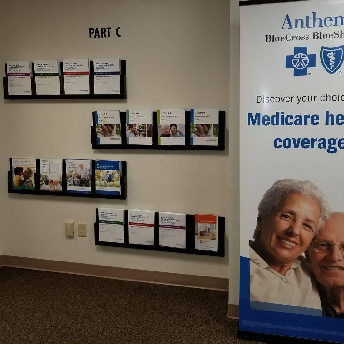 Anthem Medicare store