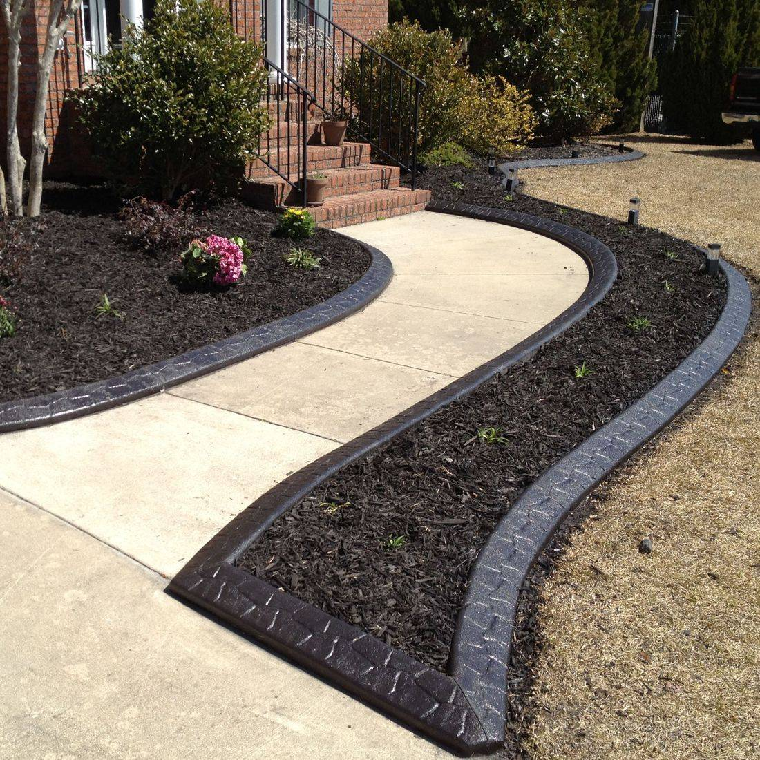 Concrete Edging in Greenville NC
