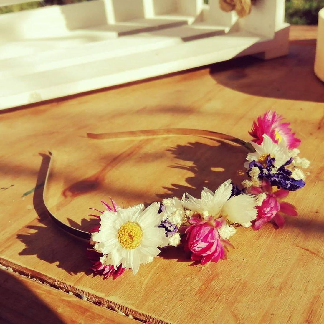 Summer Meadow Flower Crown