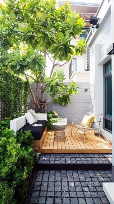 small yard landscaping ideas, small garden ideas