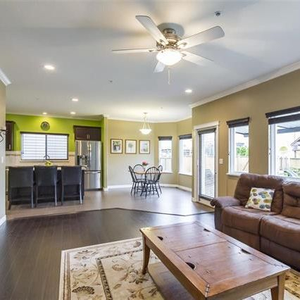 Living room, open concept, contemporary, transitional, interior design
