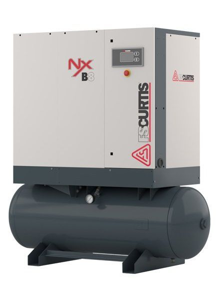 Curtis Rotary Screw Air Compressors