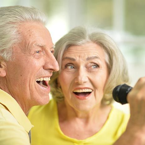 Karaoke for Care Homes - Plymouth, Devon