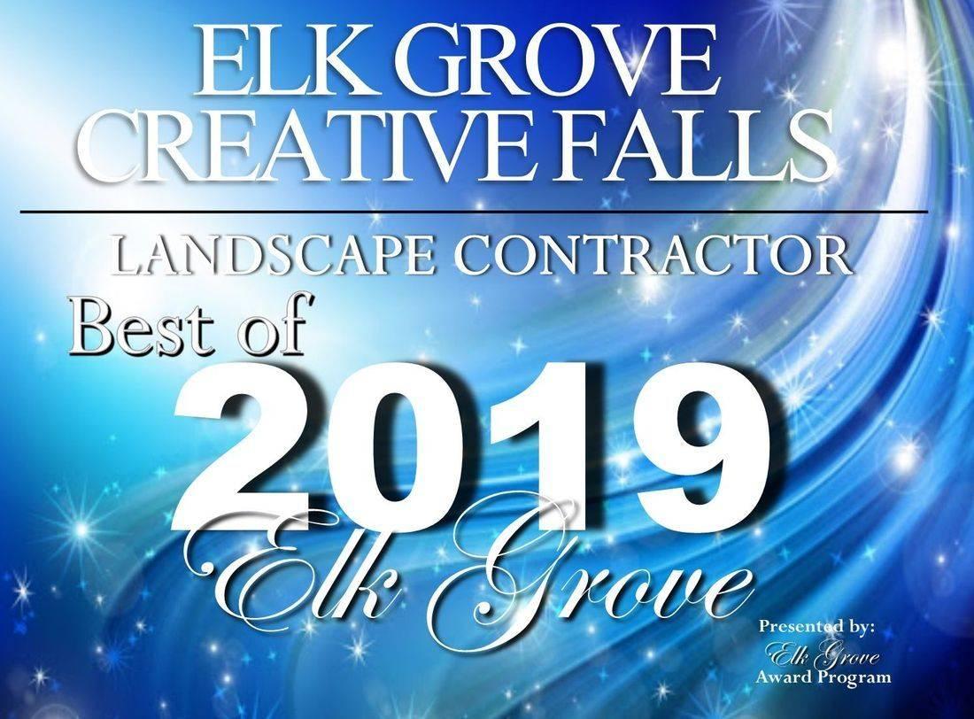 Elk Grove Landscape Contractor