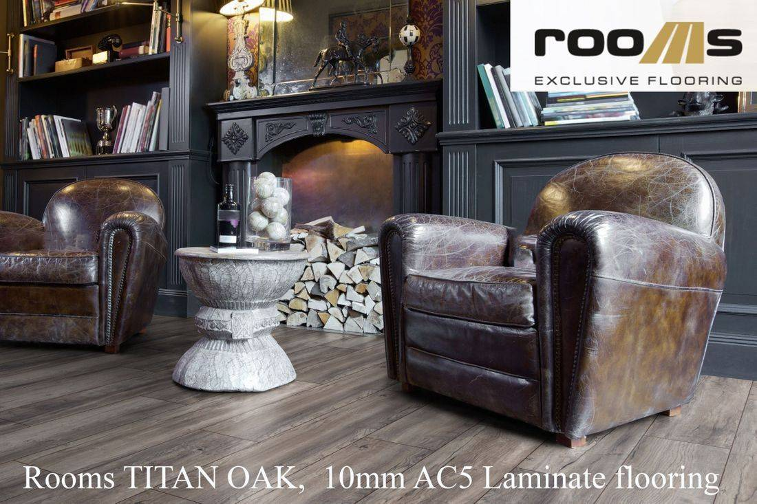 ROOMS Titan Oak