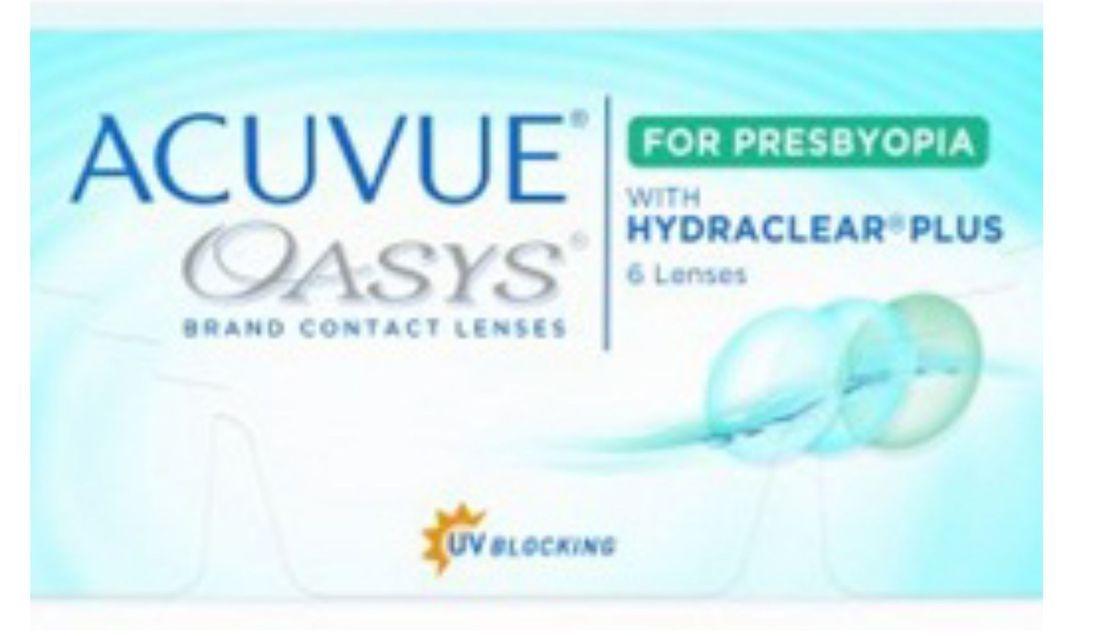 Acuvue Multifocals