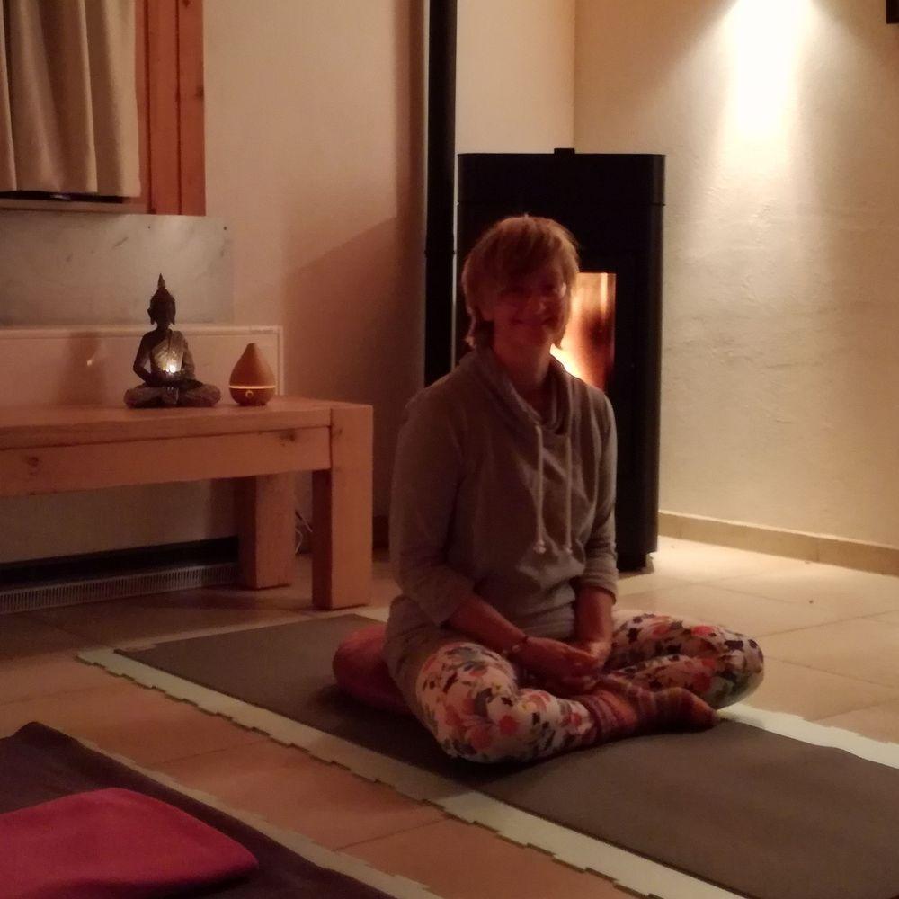 Yogasitz Erdgeschoß Heike Otto