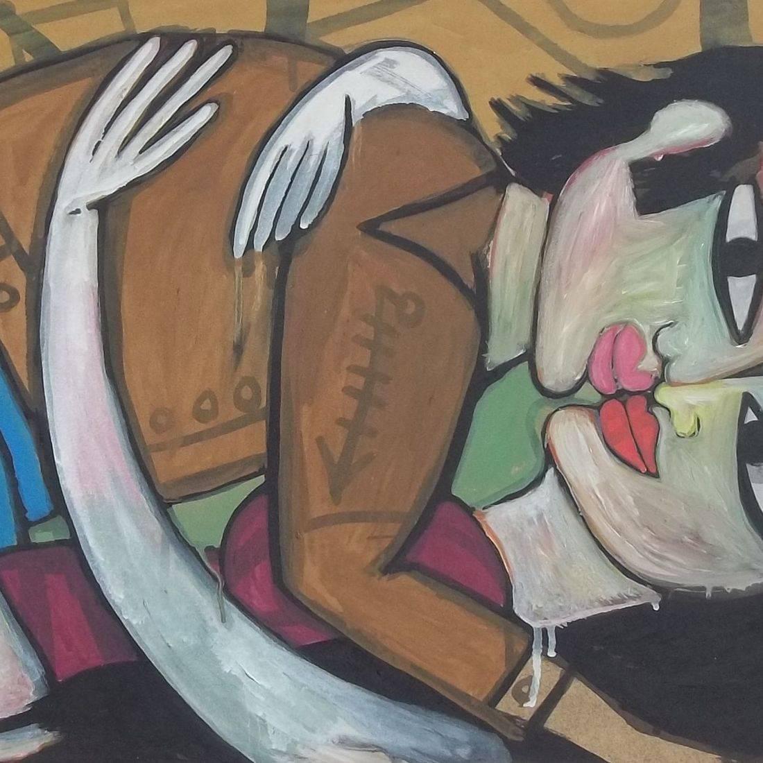 Love, Wreckage, Pop Culture, Pop Art, Contemporary Art