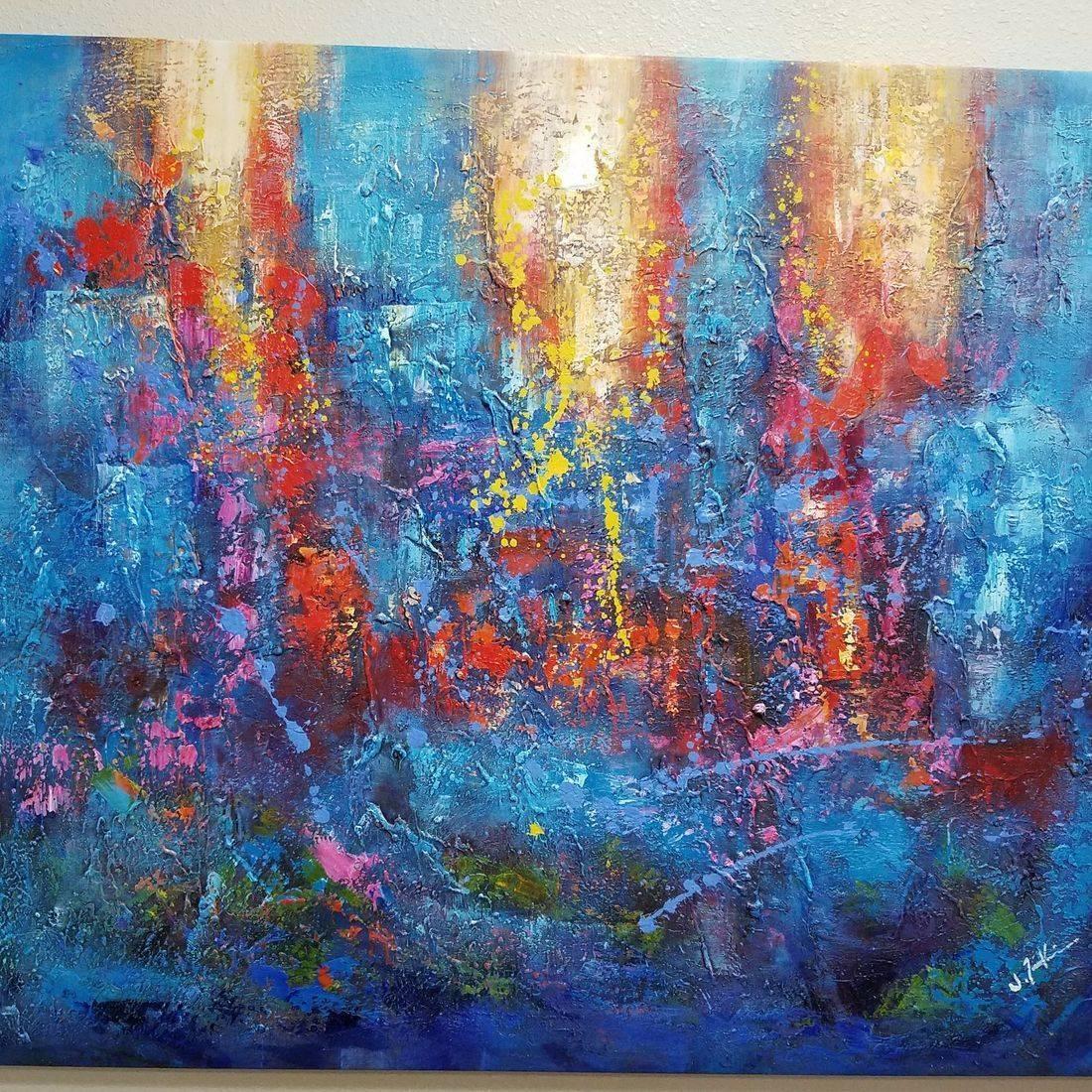 Art for Sale St George Utah Sunset Framer