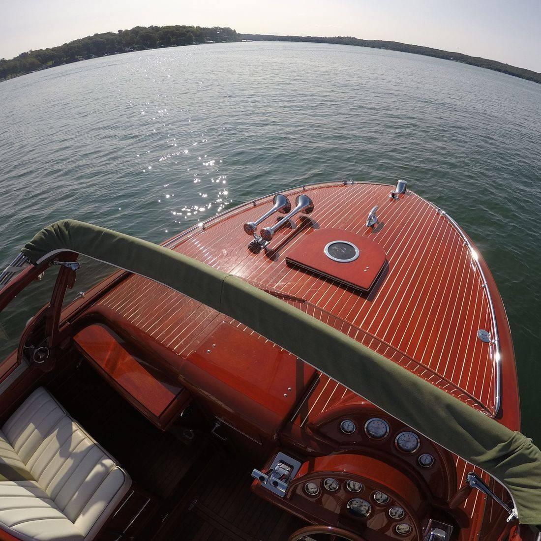 twin engine 27 shepherd boat
