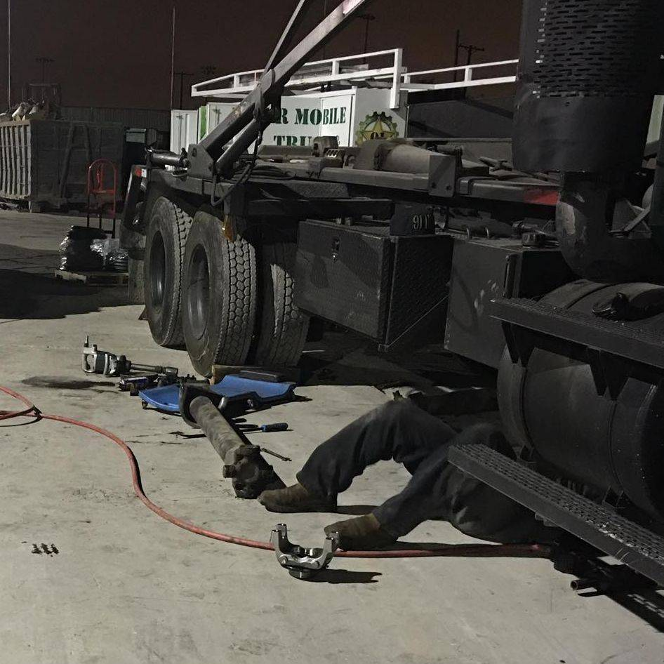 Truck Repair Carson, CA