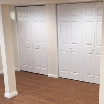 Doors and closets