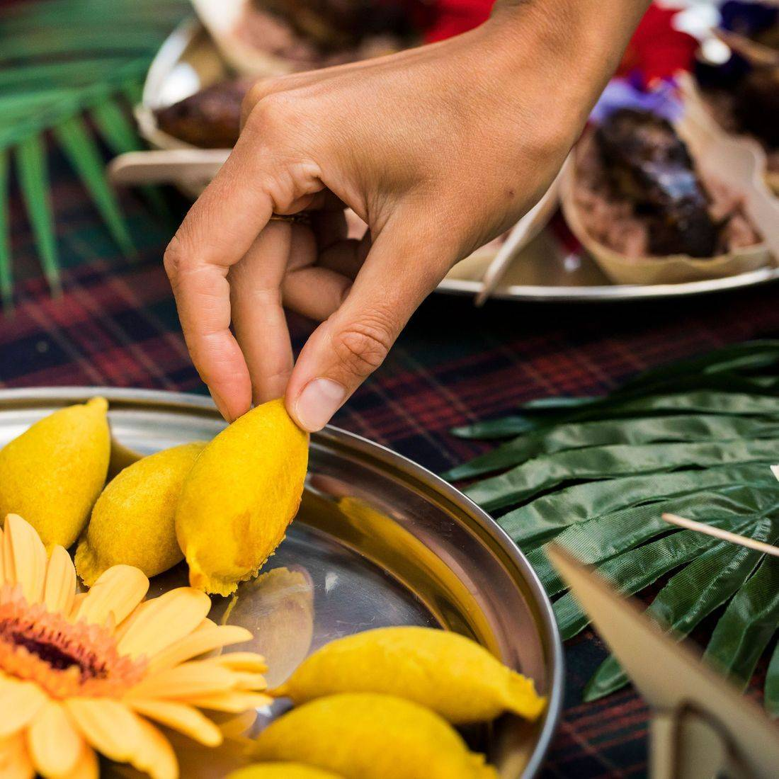 Mix & Blend Catering Jamaican Jerk Chicken Patties
