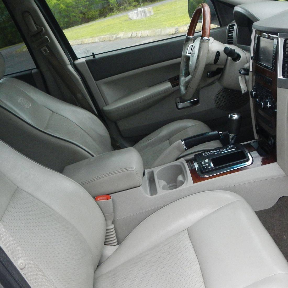 2009 Jeep Grand Cherokee Hemi
