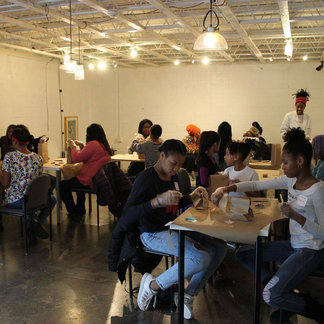 Kids Soap Workshop