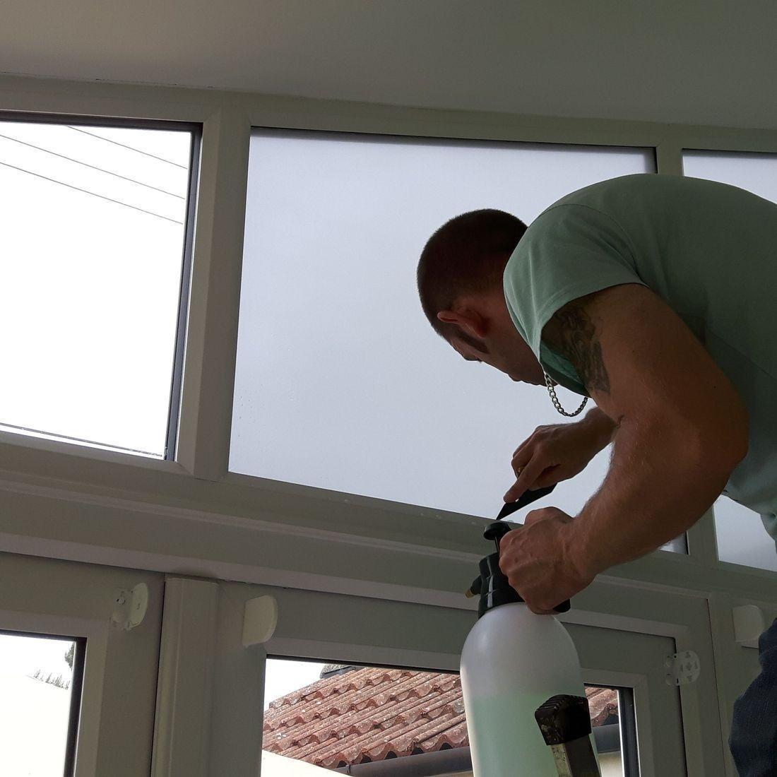 Heat Reducing Solar Film