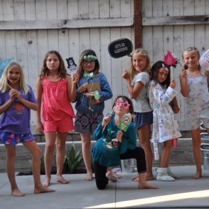Kids party rentals, teepee rentals, party rentals, teepees, kids birthday parties, kids party planner, indoor camping, teepee, Newport Beach, CA. Orange County