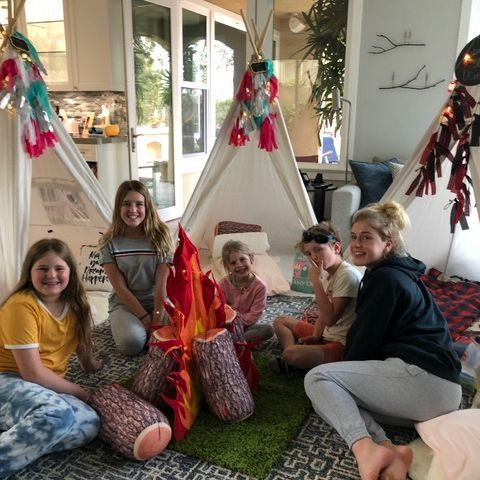 Teepee party, Teepee rentals, party planner, event planner, Newport Beach, Orange County
