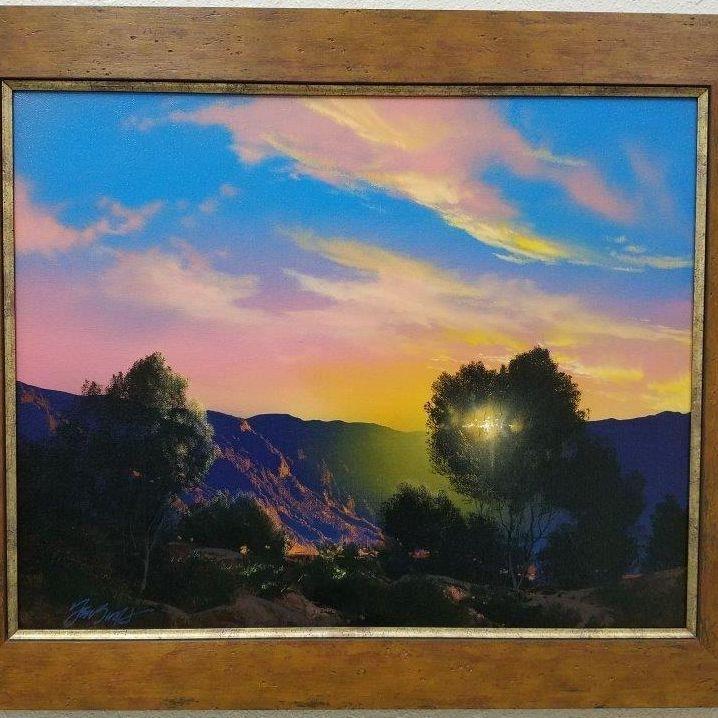 Sunset Framer custom picture frames