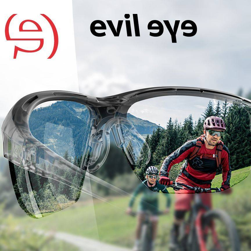 Sportbril Evil Eye op sterkte maatwerk sport