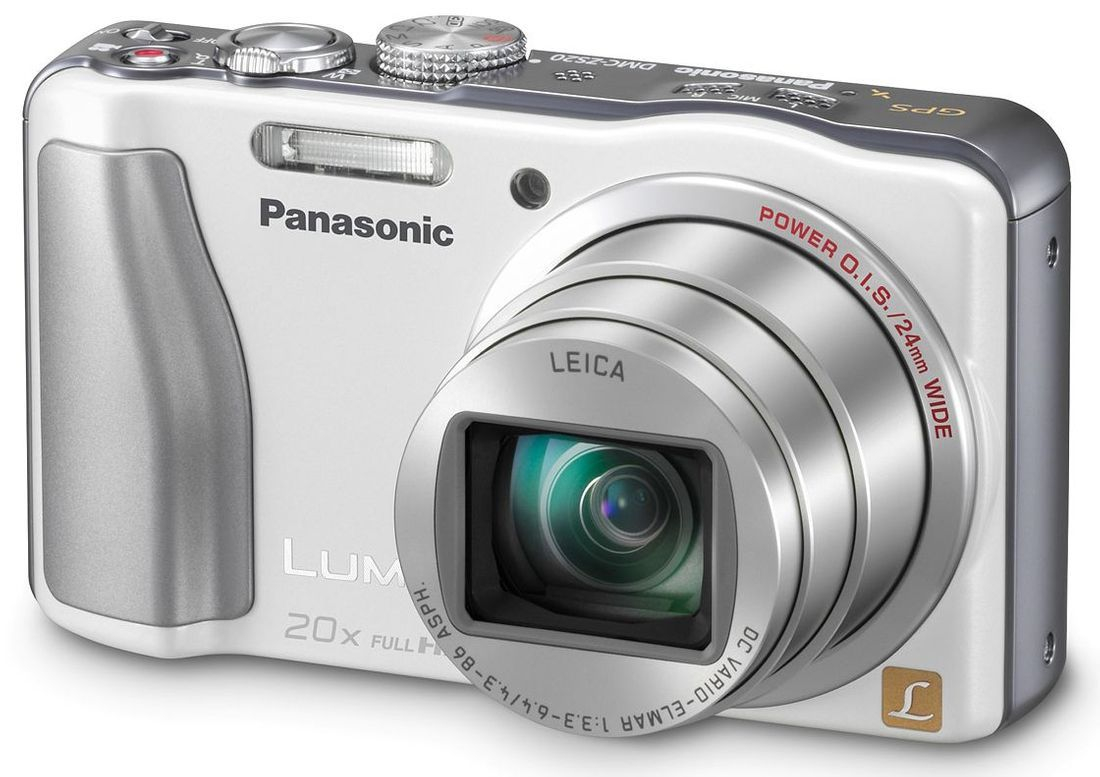 Panasonic Lumix DMC-TZ30 digital camera