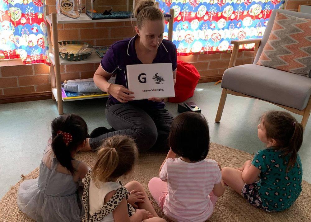 Preschool Rossmore, Preschool Austral, Preschool Kemps Creek, Preschool Bringelly, Preschool Hoxton park
