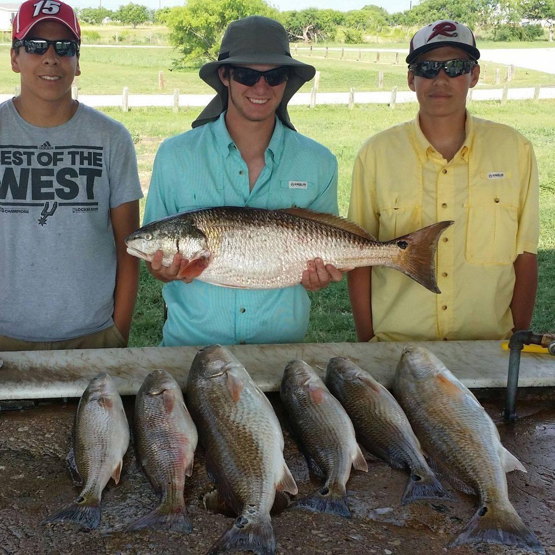 Brauning Lake Fishing