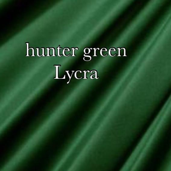 Hunter lycra