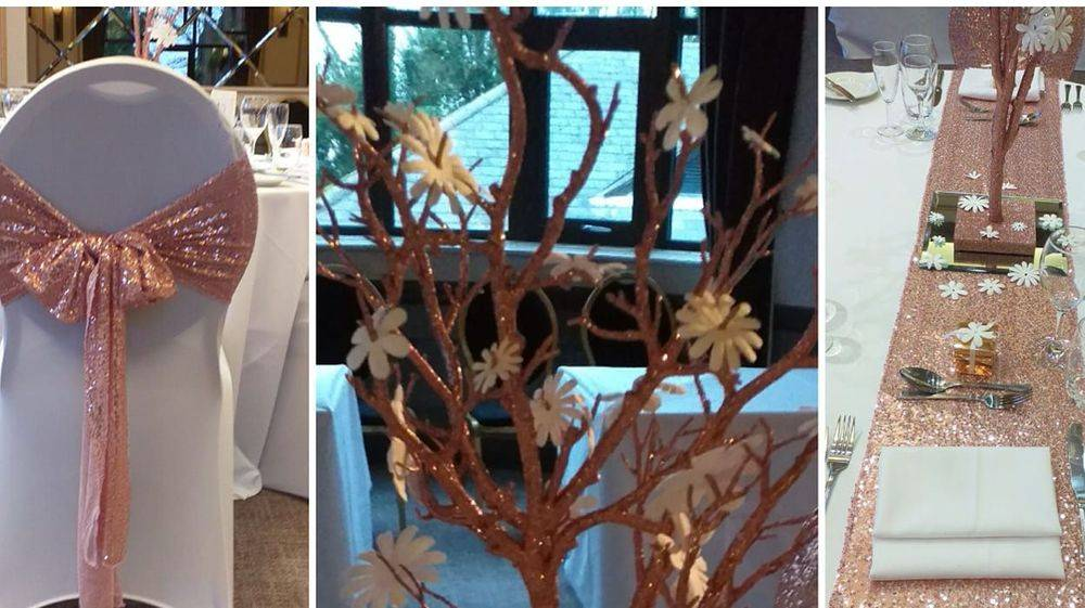 Chair Cover Hire, Venue Styling, Surrey, Hampshire