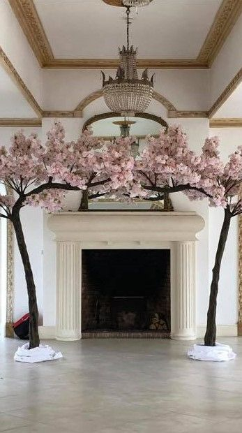 10ft Blossom Tree Canopy Arch Hire, Surrey, Hampshire