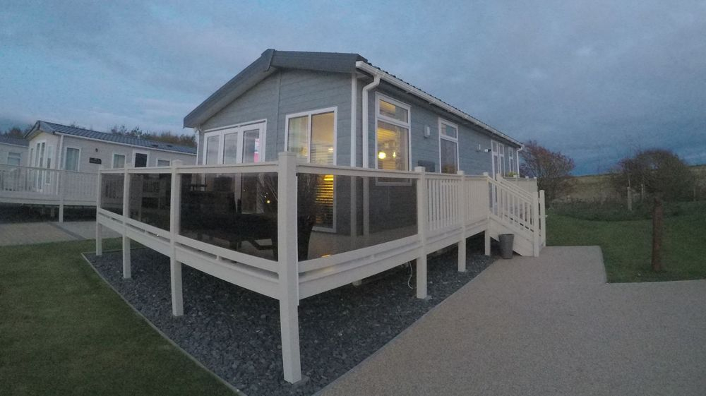 Lodges in the lakes